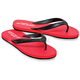 Red Advocate Flip Flops