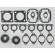 2 Cylinder Complete Engine Gasket Set - 711244
