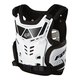 White Kids Raptor Chest Deflector - 06354-008-OS