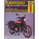 Motorcycle Repair Manual - 574