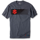 Charcoal Suzuki S-Bar T-Shirt