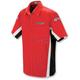 Red/White Staff Shirt