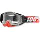Red Racecraft Prium Goggles - 50100-067-02