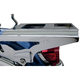 Chrome Non-Locking 2-Up Detachable Tour-Pak Mounting Rack - MWL-426