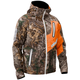 Realtree AP/Orange Barrier Tri-Lam Jacket
