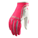 Womens Pink/White XC Gloves