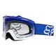 Blue/White Fade Air Space Goggles - 06333-907-OS