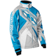 Girl's Gray/Reflex Blue Launch SE G3 Jacket