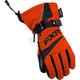 Youth Orange Helix Race Gloves