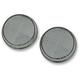 Smoke Turn Signal Lenses - WL-0205-S