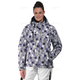 Women's White/Purple Gray Sublime Jacket