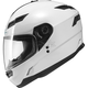 White GM78S Full Face Helmet