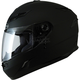 Black GM78S Full Face Helmet
