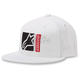 White Longo Hat