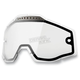 Clear Dual Vented Replacement Lens for Racecraft/Accuri Snow Goggles - 51006-010-02