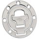 Suzuki Gas Cap Chrome Cover - 5030-CR-SUZ