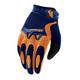 Youth Navy/Orange Spectrum Gloves