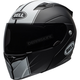 Matte Black/White Revolver Evo Helmet