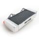 Right X-Braced Aluminum Radiator - MMDBRMZ25004RX