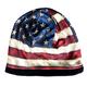 American Flag Beanie - KHC1009