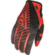 Red/Black 907 MX Cold Weather Gloves