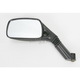 Black Universal Rectangular Mirror - 20-25192
