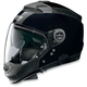 Black N44 Trilogy N-Com® Helmet