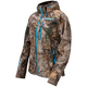 Women's Realtree AP/Reflex Blue Barrier Tri-Lam Jacket