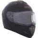 Black Tranz RSV Modular Snow Helmet
