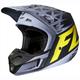 Gray/Yellow V2 Given Matte Helmet
