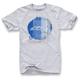 Heather Gray Copy Dot T-Shirt