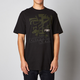 Black Admonish T-Shirt