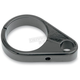 Gloss Black 1 3/8 in. Clutch Cable Clamp - 0658-0078