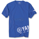 Blue Yamaha Racing Wrap T-Shirt
