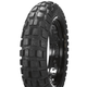Rear K784 Big Block 150/70B-18 Blackwall Tire - 047841821B0