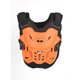 Kids Orange/Black 2.5 Chest Protector - 5016100600