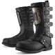 Black Elsinore HP Boots