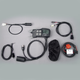 Handlebar Mounted Audio System for Driver Only Headset Operation - JMCB-2003K-SL