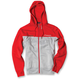 Red/Gray Honda Tracker Jacket