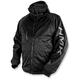 Black/Tonal Hooded Tech Shell