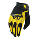 Youth Yellow Spectrum Gloves