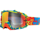 Youth Yellow/Red/Clear Cauz Air Space Goggles - 15360-901-NS