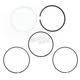 Piston Rings - 0912-0581