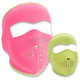 Pink/Lime Green Reversible Full Face Mask - WNFM401