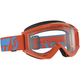 Orange Recoil XI Goggle w/Clear Lens - 240591-0036043
