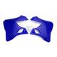 YZ Blue Radiator Shrouds - 2071270211