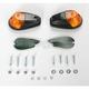 Flush Mount Marker Lights - Single Filament - 25-8018