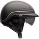 Black/Gray Pin Pit Boss Helmet