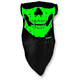 Black Skull Glow Face Mask - VNG008-GLO1
