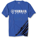 Blue Yamaha Racing Flare T-Shirt